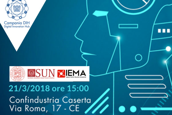 "Presenti al ""Robotics for Industry 4.0"""
